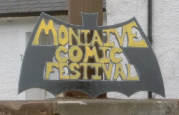 Moniaive Sign