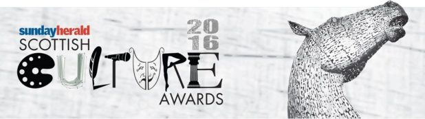 Sunday Herald Culture Awards Clipped