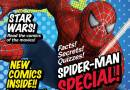 """Future Launches """"Your Comic Heroes"""" magazine alongside two other new kids titles"""