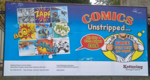 Comics Unstripped