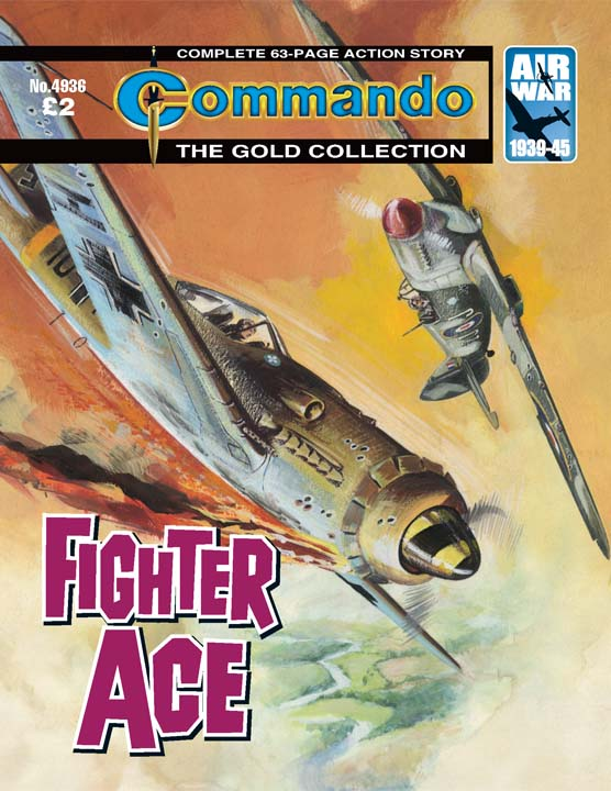 Commando No 4936 – Fighter Ace