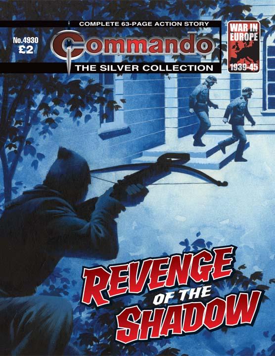 Commando No 4930 – Revenge Of The Shadow