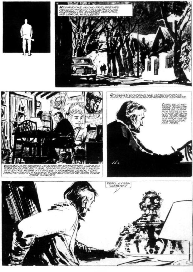 El Eternauta Page 1