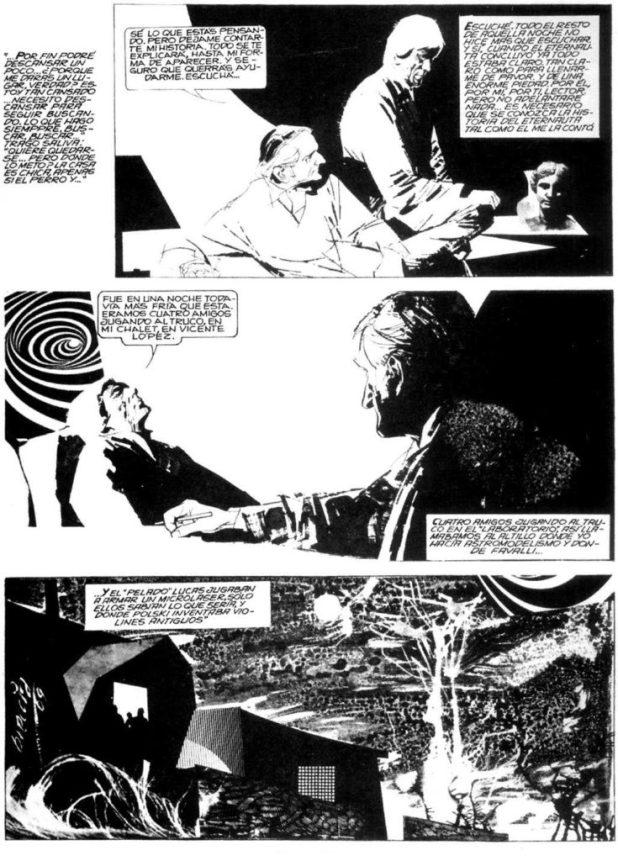 El Eternauta Page 3