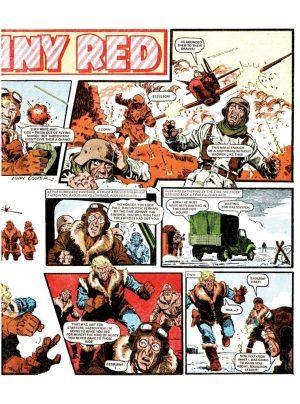 Johnny Red Volume 4: Flying Gun - Preview 4