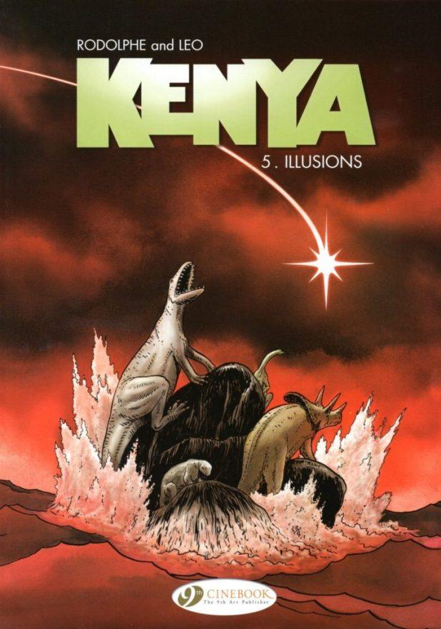 Kenya 5 Cover