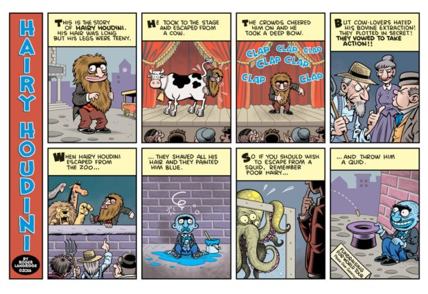 Moose Kid Comics Issue Three - Roger Langridge
