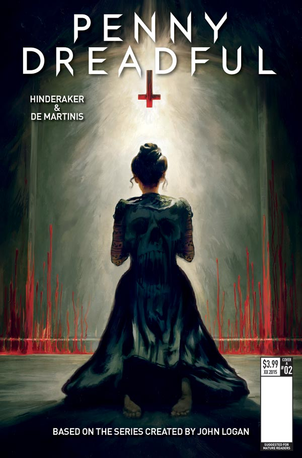 Penny Dreadful #2 - Cover A