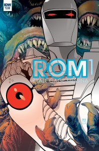 Rom #1 - Regular Cover