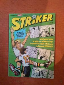 Striker Annual 1988