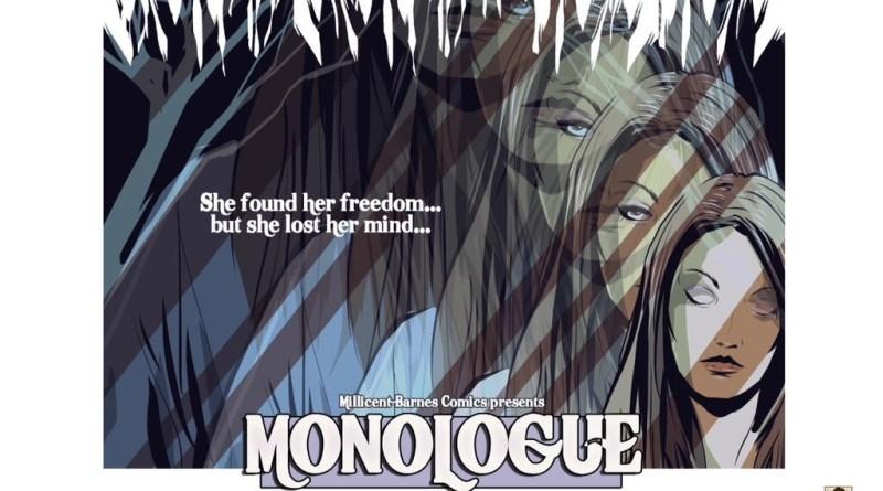 Monlogue by SJ McCune - Promotional Art