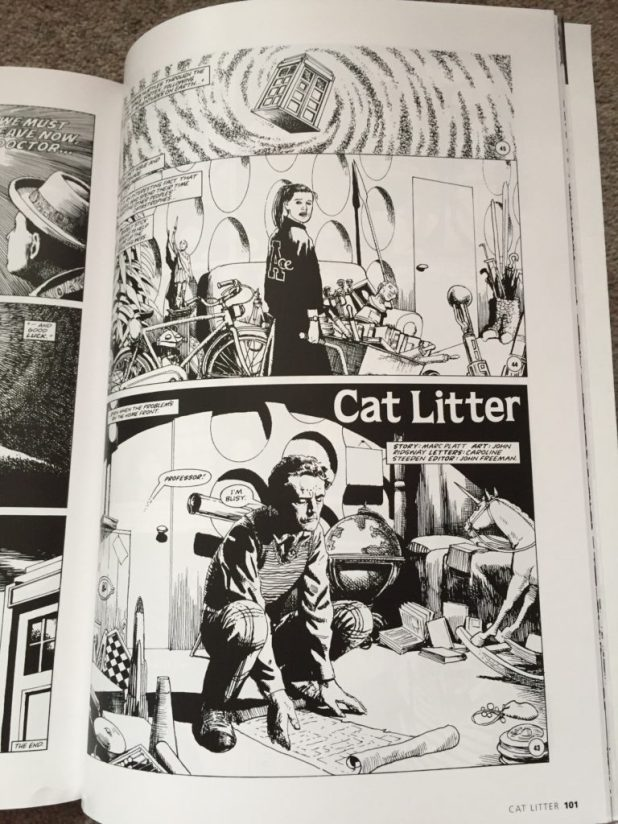 Doctor Who: Cat Litter