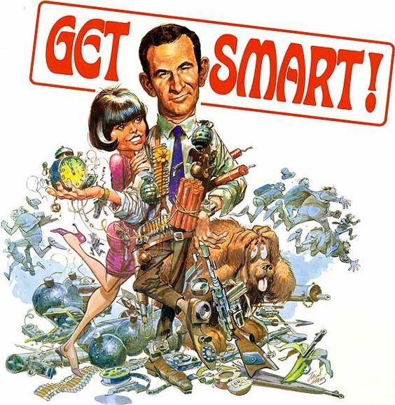Get Smart by Jack Davis