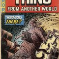 EC Horror: The Thing from Another World homage by Greg Smallwood