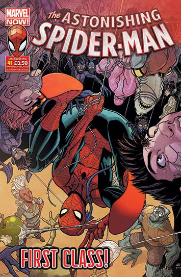 Astonishing Spider-Man Volume 5 #41