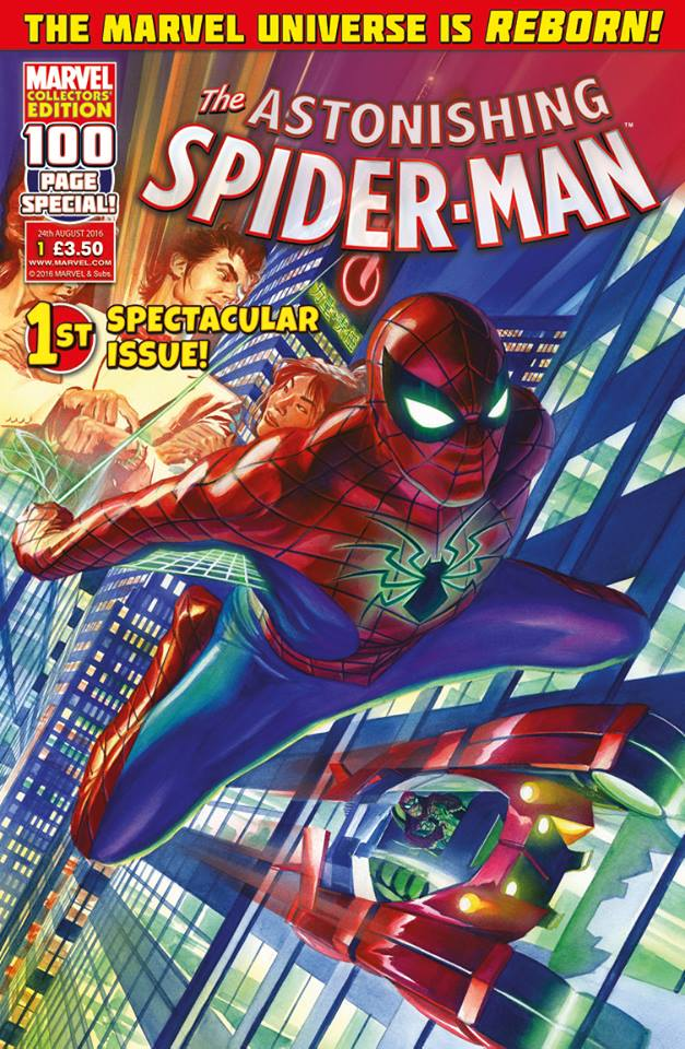 Astonishing Spider-Man Volume 6 #1