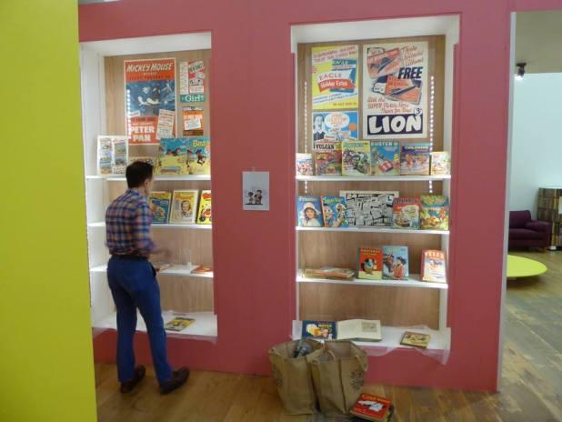 The Story of British Comics So Far: Cor! By Gum! Zarjaz!.