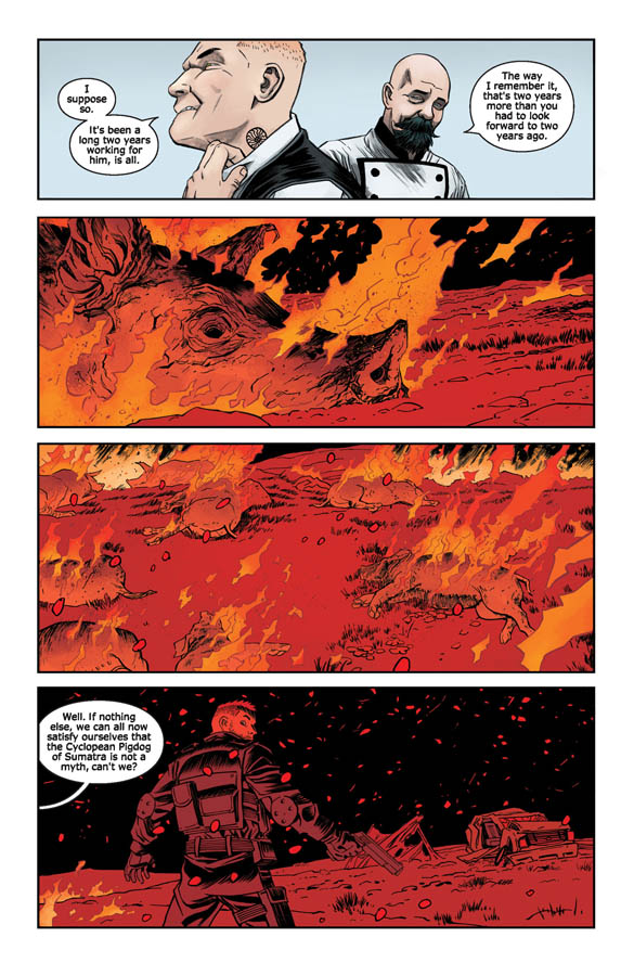 Injection #6 Preview Page