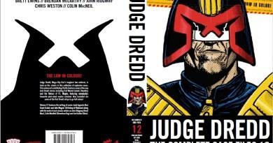 Judge Dredd Case Files 12 Cover