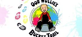 Comics Dundee: Oor Wullie's Bucket Trail