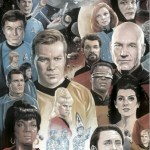 Star Trek 50 Years Cover - John Byrne