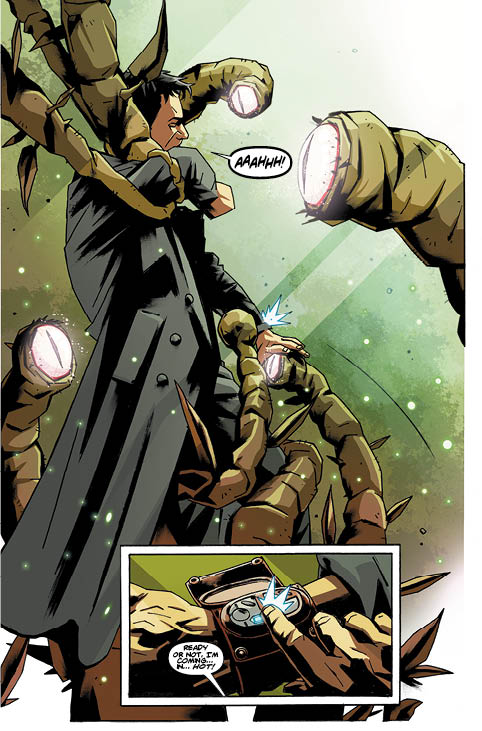 Torchwood #1 Preview 3