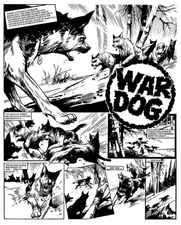"Battle Classics - ""War Dog"""