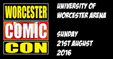 Worcester Comic Con 2016 - SNIP