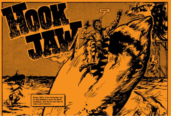 Action - Hook Jaw