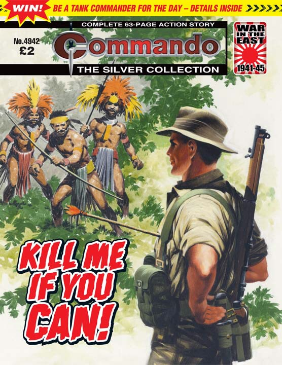 Commando No 4942 – Kill Me If You Can!