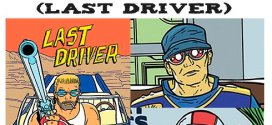 Awesome Comics Podcast Episode 64 – Shaky Kane, Chris Baker and Last Driver