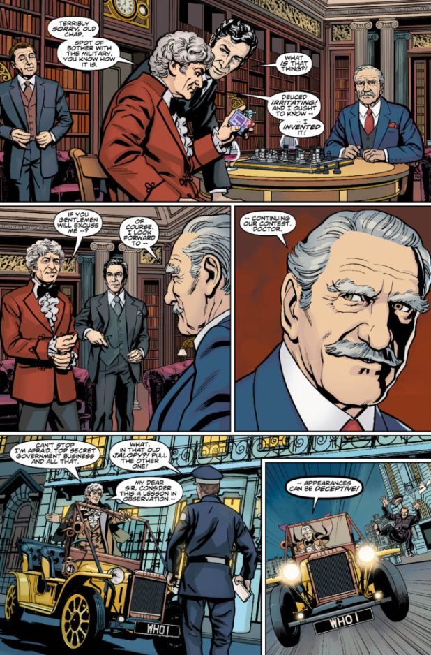 Doctor Who: The Third Doctor Preview 2