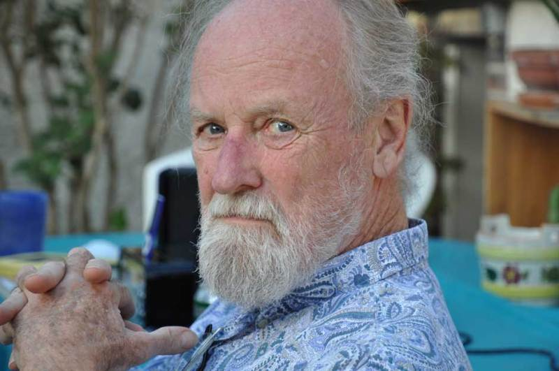 The miscreant Gilbert Shelton, creator of Fat Freddy's Cat and more