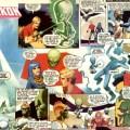 Dan Dare - Return of The Mekon by Barrie Tomlinson, Pat Mills, John Wagner and Ian Kennedy. Dan Dare © Dan Dare Corporation