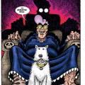 Psycho Gran by David Leach