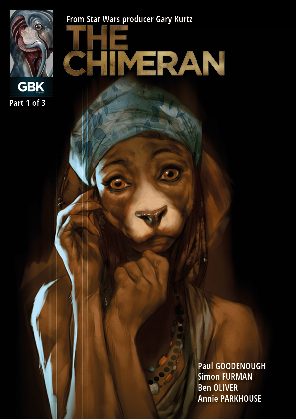The Chimeran - Lydia
