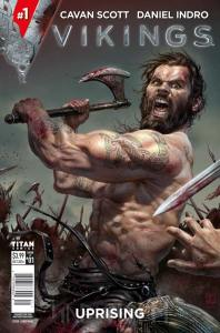 Vikings Uprising #1
