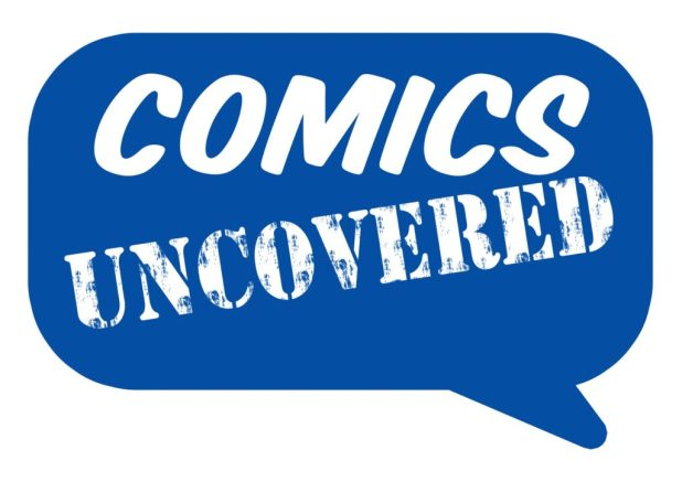 Comics Uncovered Logo