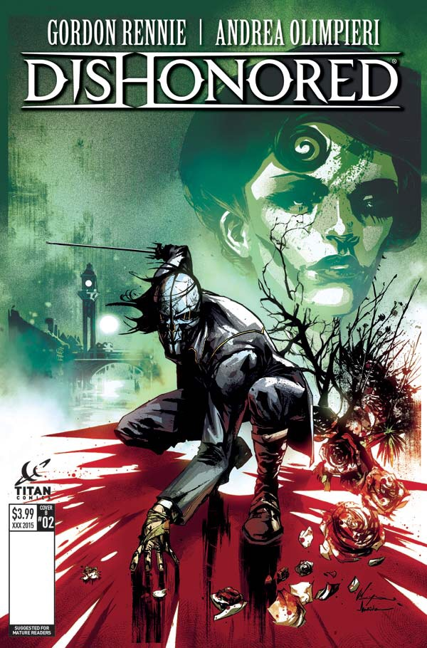 Dishonored #2 - Cover A