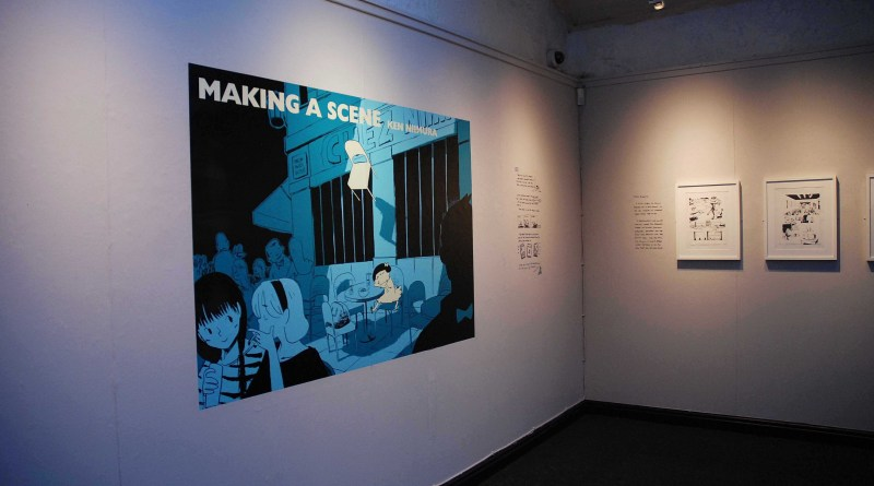 Making a Scene – Ken Niimura