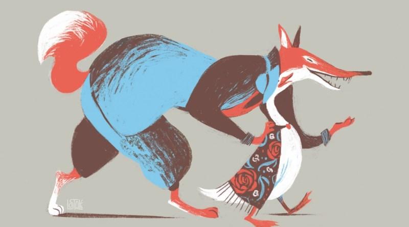 "Beatrix Potter Reimagined: ""Fooled"" by Beatriz Lostalé Seijo"