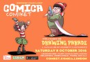 Cor! By Gum! It's a Comiket loads of comic creators – in Woking… Tomorrow!