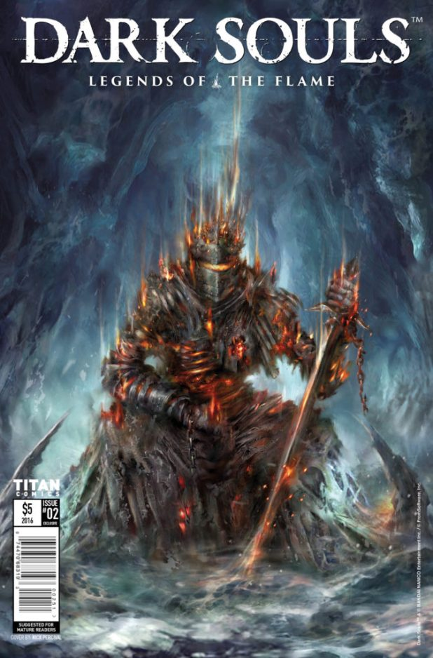 Dark Souls Legends of the Flame #2  - NYCC16