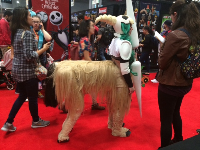 NYCC 2016 Day 3 Cosplay 2