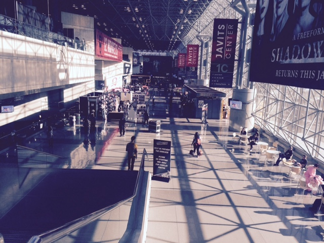 NYCC 2016 Day 2 - Javitts Center