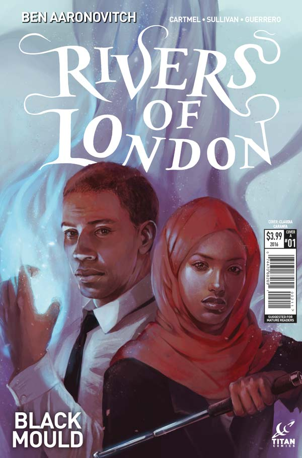 Rivers of London: Black Mould #1 - Cover A