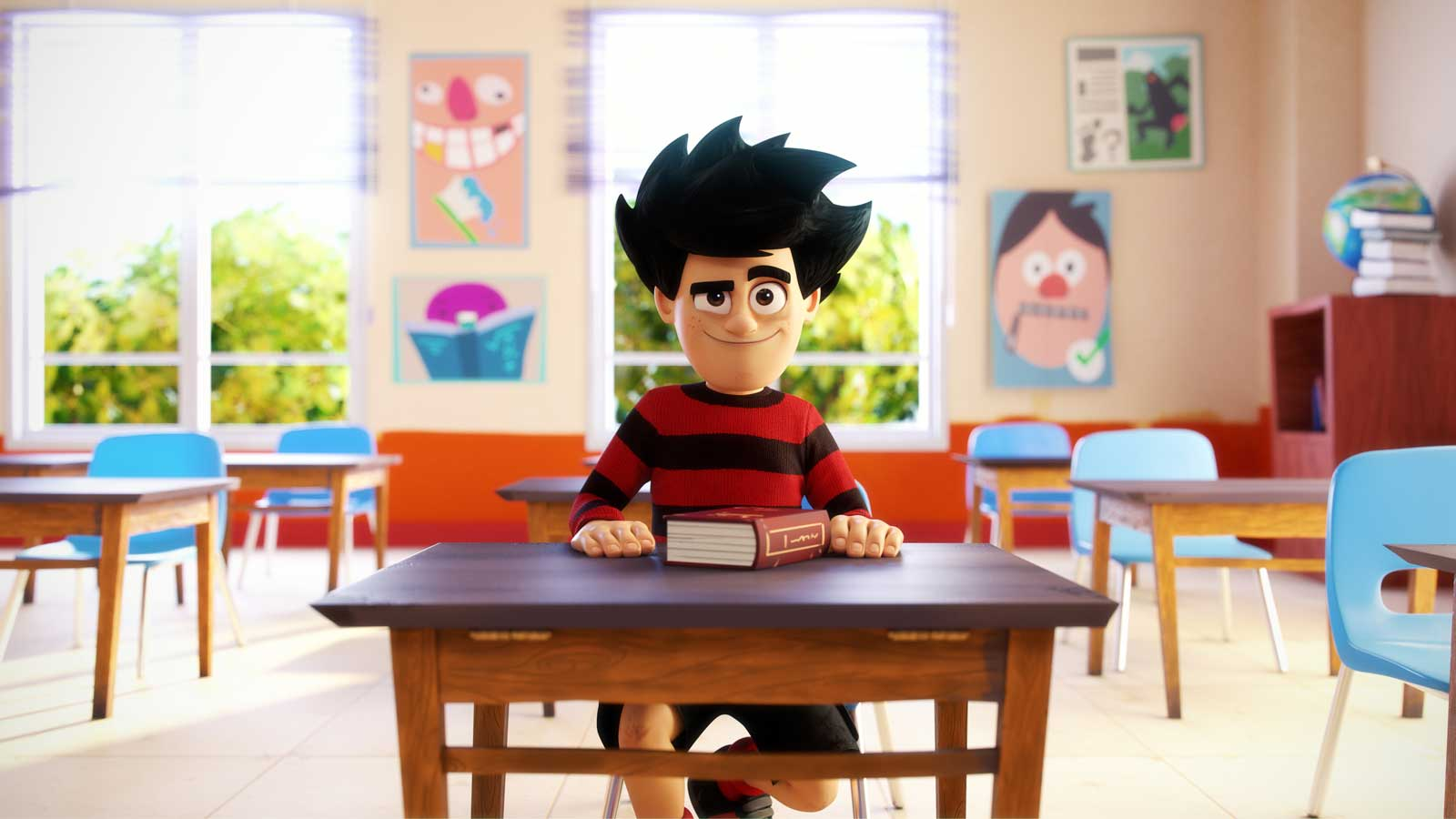 """CBBC orders """"Dennis & Gnasher: Unleashed!"""" from Beano Studios"""