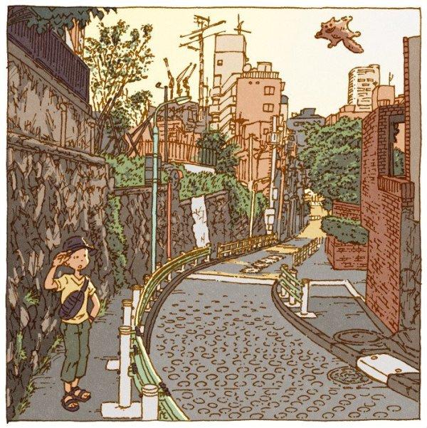 100 Views of Tokyo - Sample 2