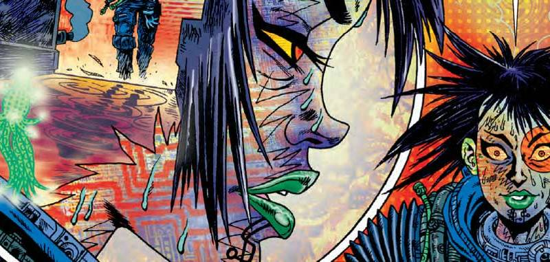 Something For the Weekend – Judge Dredd and a deadly Mummy in This Week's New Comics in the UK (w/c 7th October 2016)