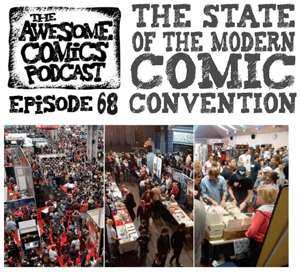 Awesome Comics Podcast Episode 68